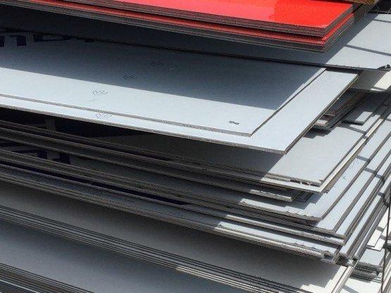 Aluminum Composite Panel Scrap Buying - Selling
